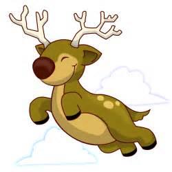 free amp public domain reindeer clip art