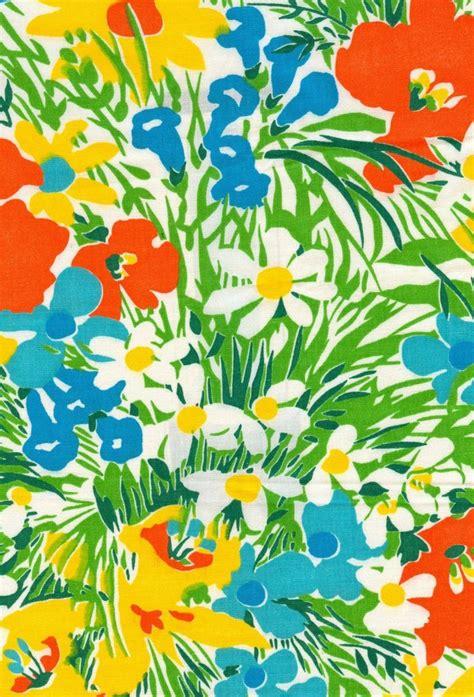 70s floral 70s floral print the colours florals