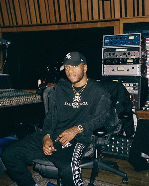pin  saadiq  black fit cool album covers rap