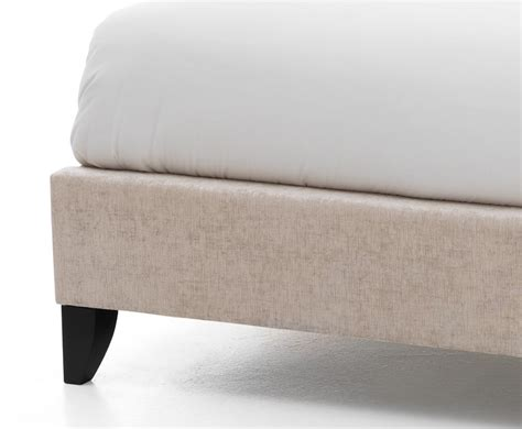 cream upholstered bed lotty cream upholstered bed frances hunt