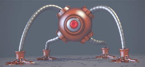 blender tutorial deutsch pdf tutorial robot tentacle in blender blendernation
