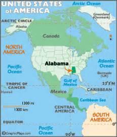 usa map of alabama alabama map geography of alabama map of alabama