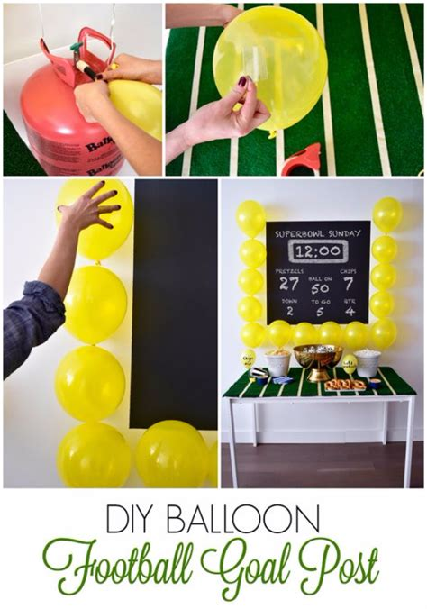 gift ideas for soccer fans balloon gifts diy diy projects