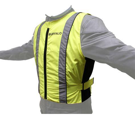 fluorescent bike jacket buffalo hi viz reflective fluorescent safety motorcycle