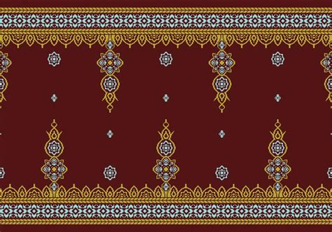 pattern batik songket songket rumpak pattern free vector download free vector