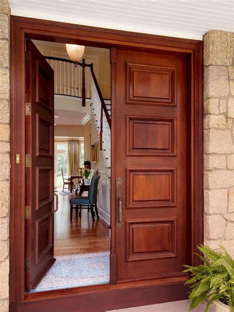 marvelous traditional front door design ideas