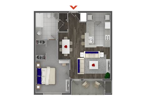 one bedroom apartment designs exle one bedroom apartment floor plans internetunblock us