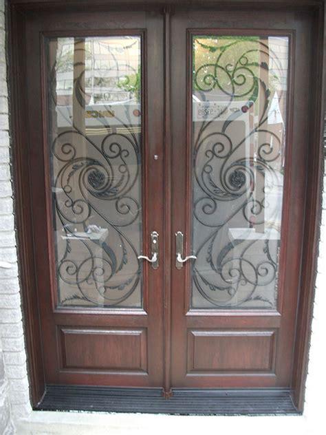 Wrought Iron Exterior Doors Wrought Iron Exterior Doors Front Entry Doors