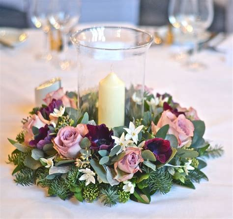 fresh table centerpieces 172 best images about fresh flower rings and wreaths on