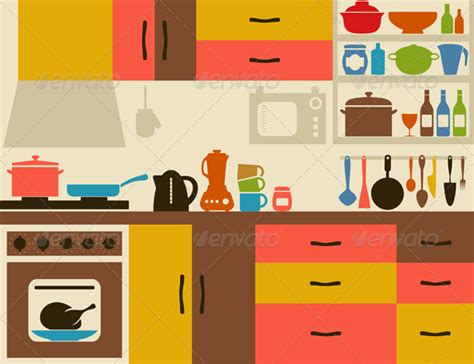 kitchen cartoon kitchen clip art images free free clipart images clipartix