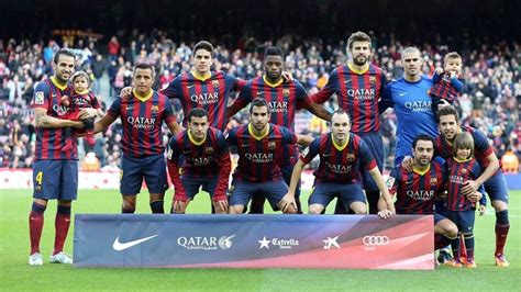 kings offer hope of checking world cup run riot daily mail online video fc barcelona players warm up for the match against