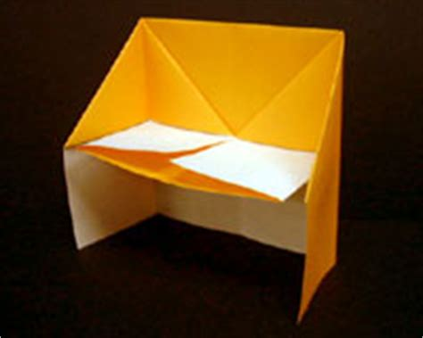 How To Make An Origami Piano - origami piano
