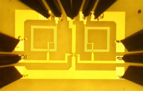 integrated circuit in graphene graphene integrated circuit is a physicsworld