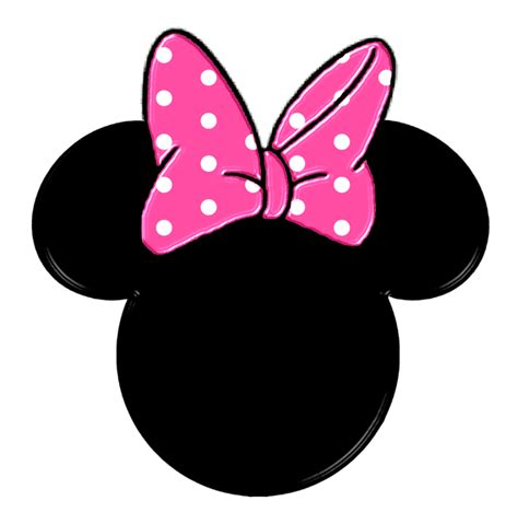 minnie mouse ears template index of images