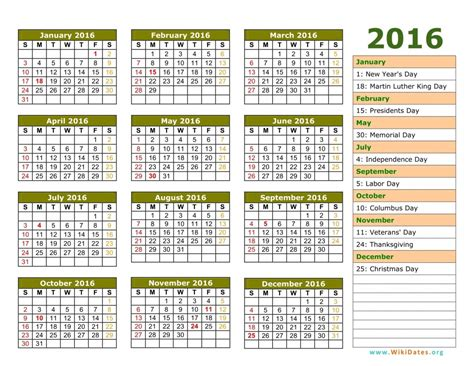 2016 holiday calendar calendar with holidays 2016 pictures images