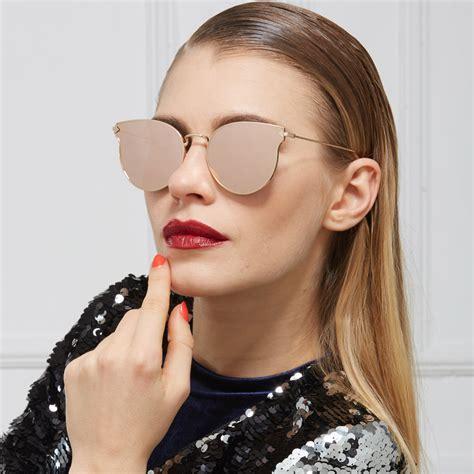 2016 eyeglasses styles latest women fashion aliexpress com buy 2016 new flat lens sunglasses
