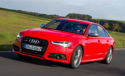 Audi 2015 S6 by Audi S6 2015 Drive Review Motoring Research