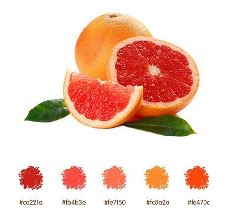 grapefruit color grapefruit color palette wedding ideas