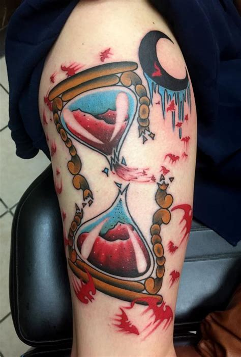 altered images tattoo traditional by lazlow tattoonow