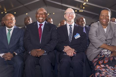 volvo group southern africa  invest millions  youth empowerment africa news