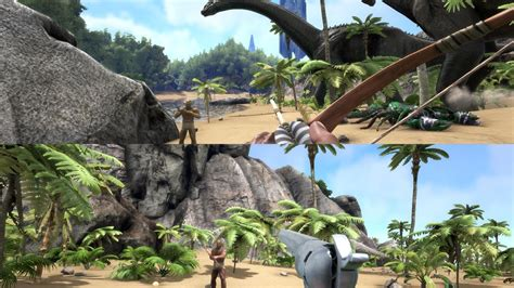 ark survival pc ps4 xbox one wiki cheats guide unofficial books differences between ark on xbox one and pc survive ark