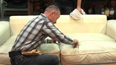 How To Condition Leather by How To Clean Condition And Protect Your Leather Lounge