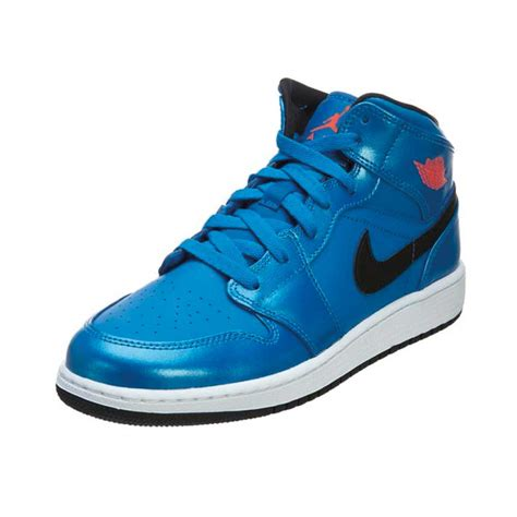 shoes of basketball air 1 mid gs big basketball shoeskids world