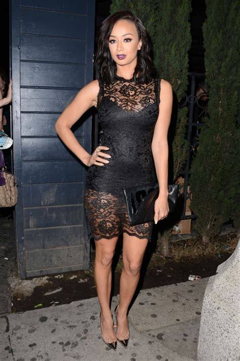 draya michele 2014 draya michele 2014 ok magazine s pre oscar party in
