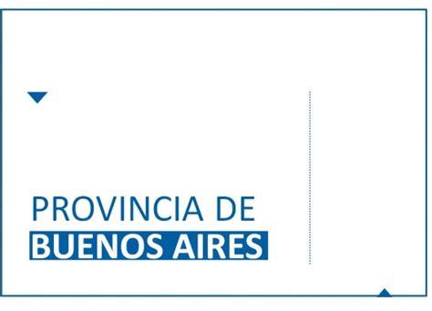 gobierno de la provincia de buenos escuela de abogados el gobierno nacional en la provincia de buenos aires