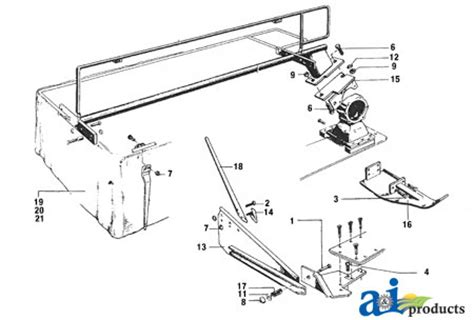 Allpartsstore Your Source For Tractor Parts Combine