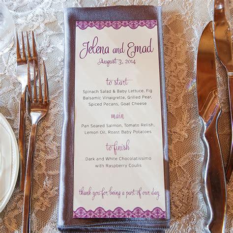 printing wedding invitations calgary j e s banff ombre purple wedding wedding invitations calgary canmore and banff