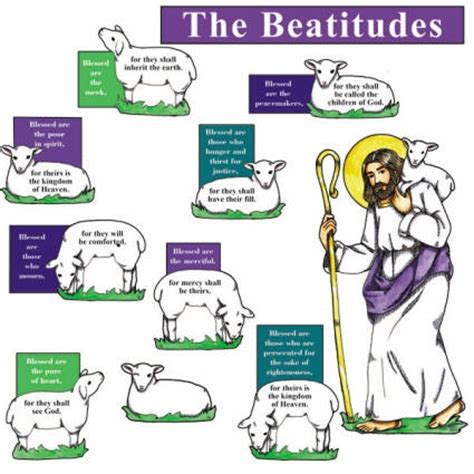 8 beatitudes and the works 96 best images about z cc beatitudes on pinterest crafts