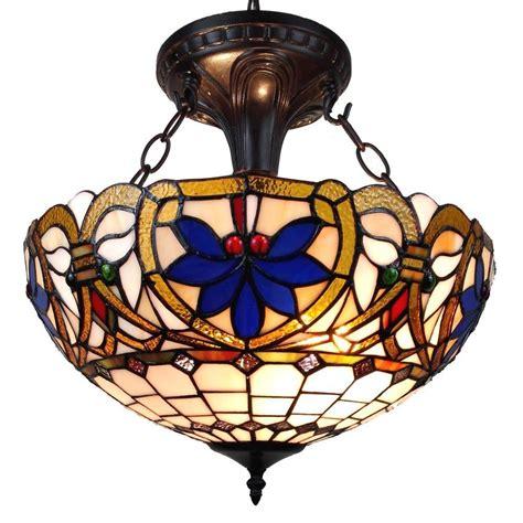 amora lighting tiffany l amora lighting 2 light tiffany style victorian design