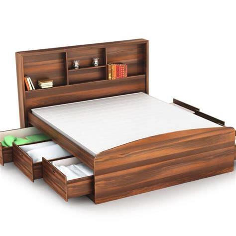 Houten Bed Met Lades by Houten Bed Met Laden Interiorinsider Nl