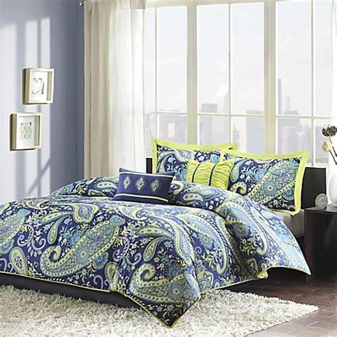 twin reversible comforter sets buy melissa reversible twin twin xl comforter set in blue