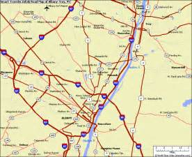Albany New York Map by Street Map Albany New York Pictures To Pin On Pinterest