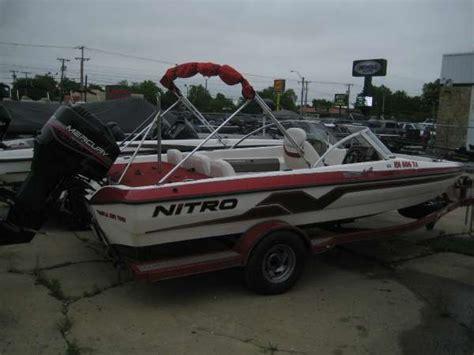 nitro boats tulsa tulsa new and used boats for sale