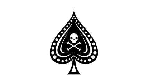 ace of spades aces eights books illustrator tutorial how to make an ace of spades