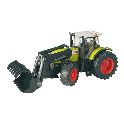 bruder farm toys bruder claas atles 936 tractor with frontloader 03011