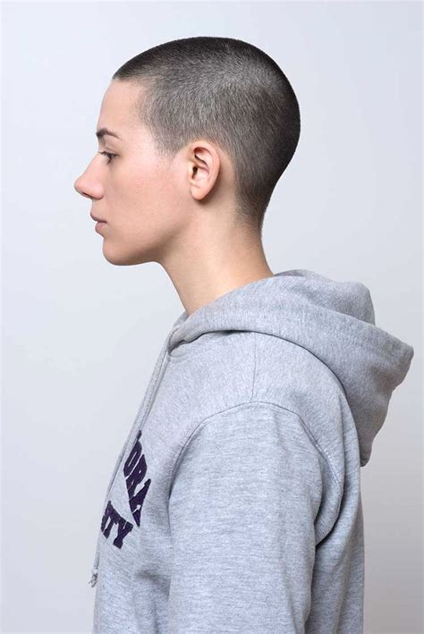 best 25 buzz cut styles ideas on pinterest pixie buzz female crew cut hairstyles 25 best ideas about shaved