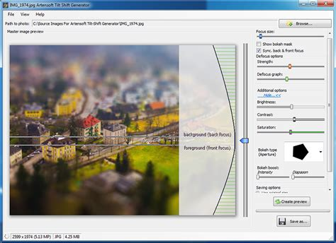 shift pattern generator download tilt shift generator create your miniature photo with