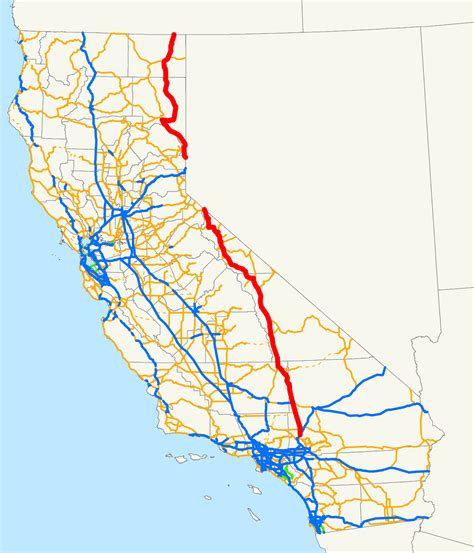 california section u s route 395 in california wikipedia