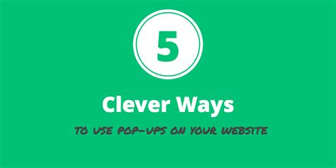 52 ways to skyrocket your sales career the next level workbook books peopleperhour 5 clever ways to use pop ups on