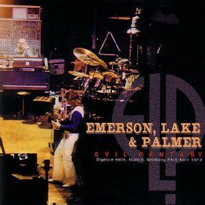 collectors  reviews emerson lake palmer evil fantasy sirene