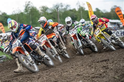 Gebrauchte Motorräder Tschechien by Mx Masters In Kaplice Motorrad Sport