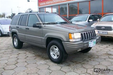 1998 Jeep Grand Specs 1998 Jeep Grand Car Photo And Specs