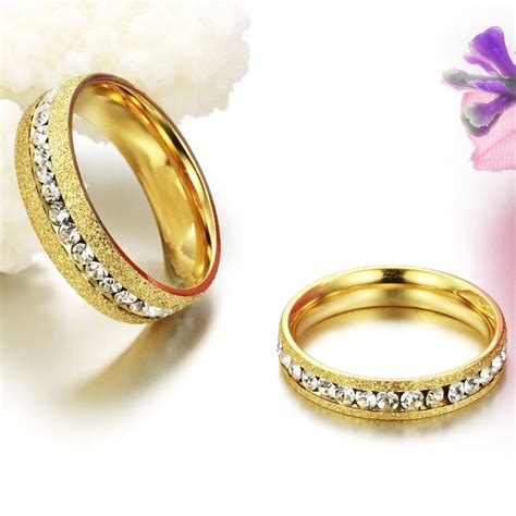 promise engagement wedding ring set white gold with