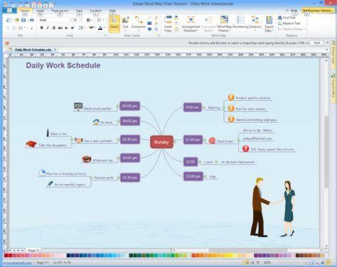 membuat mind map dengan edraw brainstorm at speed with edraw mind map
