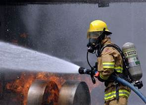 picture of a fireman firefighter