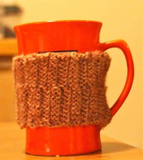 knitting mug slip stitch knit mug cozy revisited needles and how